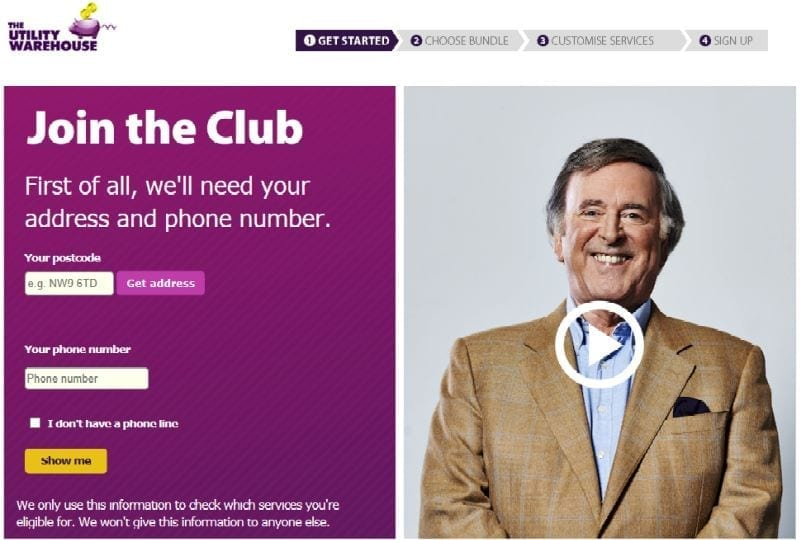 Join The Club screenshot (Terry Wogan)